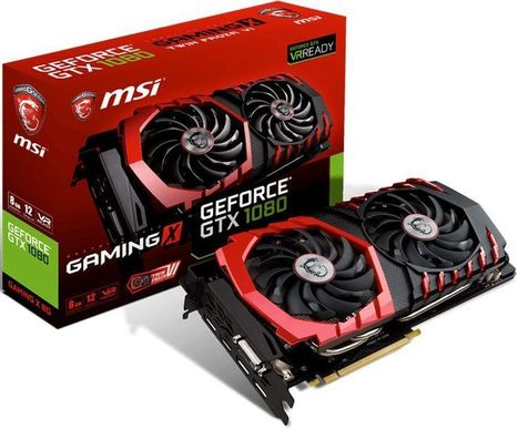 MSI GeForce GTX 1080 Gaming X 8G, Sea Hawk, Armor and Aero Unleashed - ThePCEnthusiast | PC Enthusiast | Scoop.it