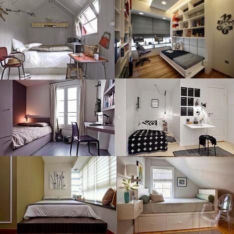 Bedroom Design Inspiration   Decorating Ideas - Home Design Ideas   Scoop.it