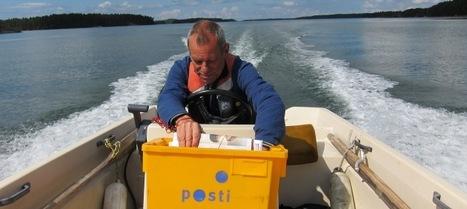 Postal lifeline for remote Finnish isles - thisisFINLAND: Life & society: Society   Finland   Scoop.it