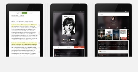 Glose brings the social game to your ebook reading experience - Android Community | Ebook and Publishing | Scoop.it