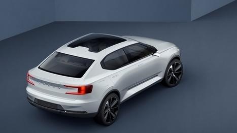 """Volvo dévoile les deux concepts préfigurant la nouvelle famille """"40""""   Volvo Concept   Scoop.it"""