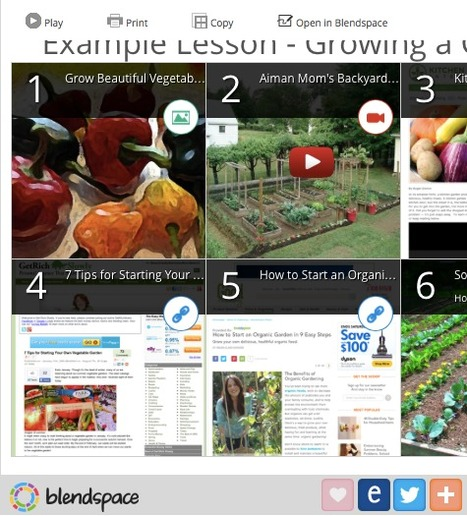3 Minute Teaching with Tech Tip Video – Create Powerful Lessons in Minutes with Blendspace | eLearning | Scoop.it