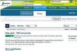 Lafarge coule les fondations de son réseau social d'entreprise   Entreprise 2.0   Scoop.it