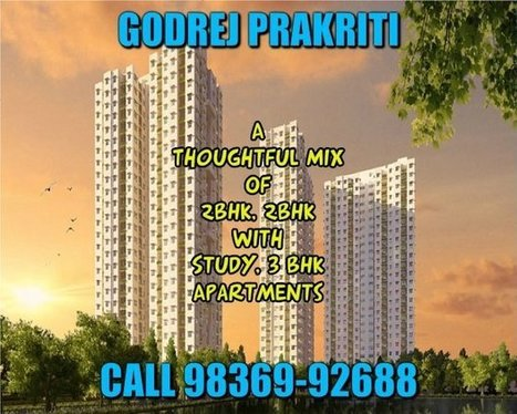 BT Road Godrej Prakriti   Real Estate   Scoop.it