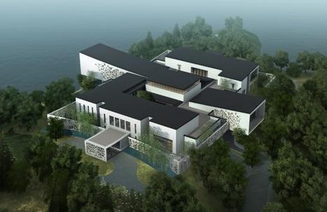 Bientôt : des maisons ou des immeubles construits  grâce à des imprimantes 3D | Immobilier | Scoop.it