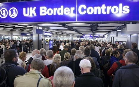 Romania and Bulgaria migrants reach record high - Telegraph | Team Tommy Support Group | Scoop.it