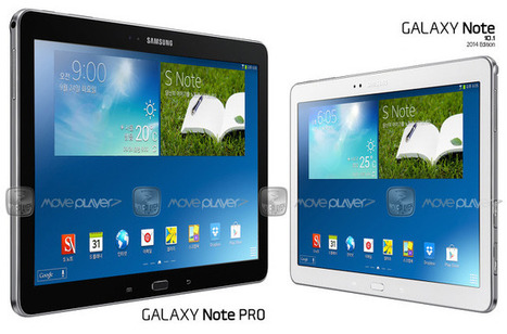 12.2-inch Samsung Tablet to Become Galaxy Note Pro? | Samsung mobile | Scoop.it