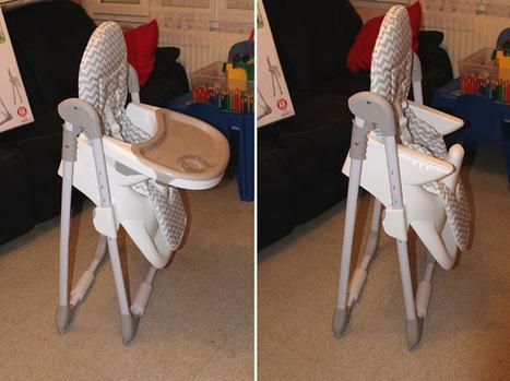 ** Deux fois Maman **: A table avec la chaise haute easy Badabulle et son nouveau look (+concours)   Badabulle   Scoop.it