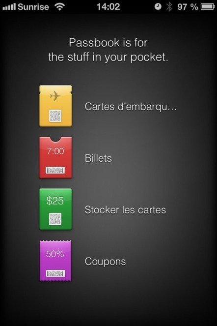 "Passbook Beta ou le gros ""#Fail"" d'Apple 