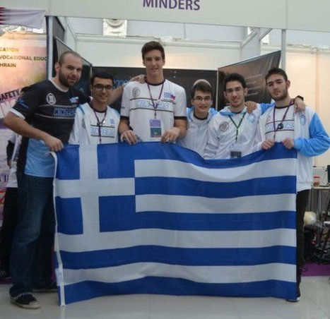 Greek Students Take 7th Place in World Robot Olympiad - Greek Reporter | Heron | Scoop.it