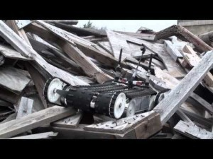 23 Robots pour Fukushima | Gizmodo (+vidéo) | Japon : séisme, tsunami & conséquences | Scoop.it