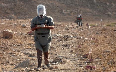 US signals intention to eliminate its land mines, join treaty   Al Jazeera America   Politics   Scoop.it