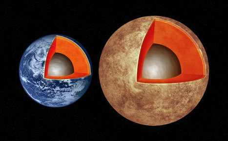 Preliminary Reference Earth Model Shows Earth-like Planets Have Earth-like Interiors | Geology | Scoop.it