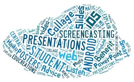 Raise the Bar for Student Presentations Using Web-based Tools and Apps | Edtech PK-12 | Scoop.it