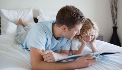 Los niños aprenden lo que ven en sus padres.- | Edúcate con las redes sociales | Scoop.it