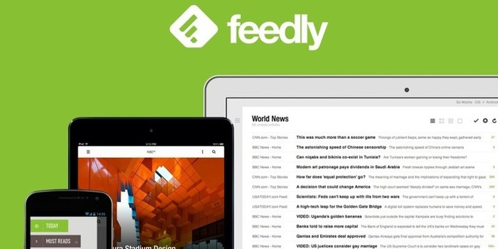 Feedly Updates With Custom Sharing, Article Search & More | Business in a Social Media World | Scoop.it