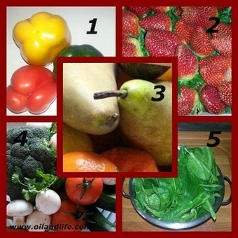 How can we eat our 5 a day? | healthy foods | Scoop.it