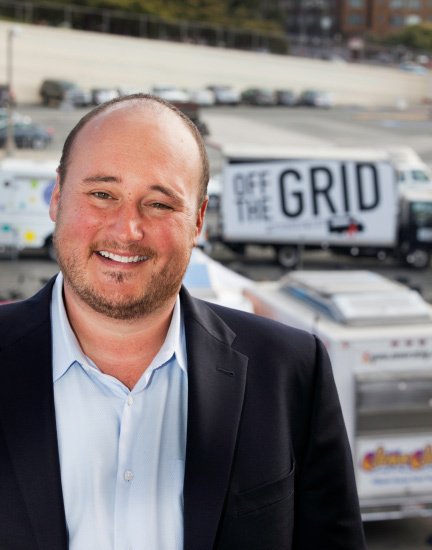 Off-the-Grid CEO Matt Cohen Speaks at USF | USF in the News | Scoop.it