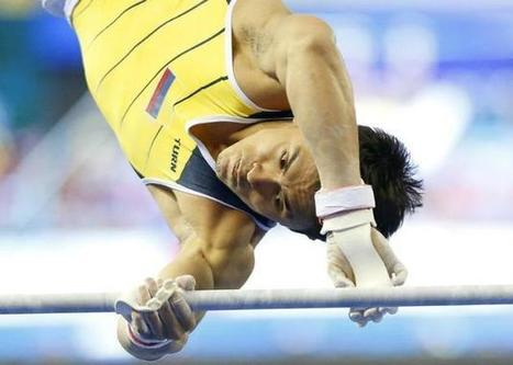 Colombia logró medalla de plata con Jossimar Calvo en Copa Mundo de Gimnasia | Revista Magnesia | Scoop.it