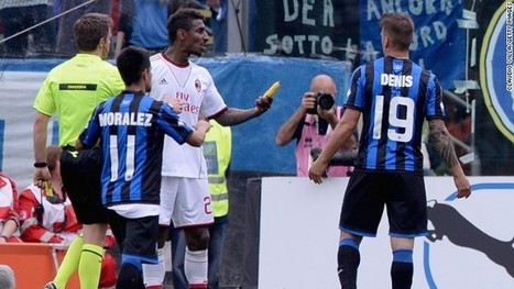 AC Milan pair Kevin Constant and Nigel de Jong subjected to racist abuse | news | Scoop.it