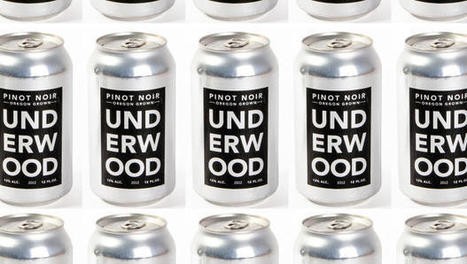 Would You Drink This Wine From A Can? | Bay Area Channel | Scoop.it