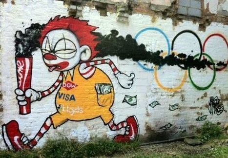 Boosting the Image of 2012 Olympics Sponsors, Marketing - Buy Real Marketing Blog | All About Internet Marketing | Scoop.it