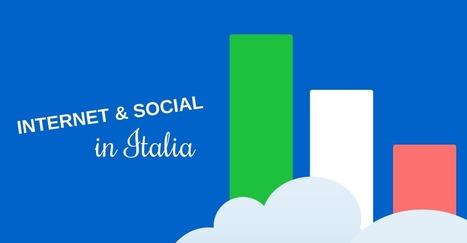 I numeri di Internet & Social in Italia che devi conoscere | Social Media Marketing Consigli | Scoop.it