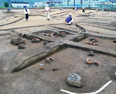 Ruins in Nara likely site of largest settlement in 4th century | The Asahi Shimbun (Japon) | Kiosque du monde : Asie | Scoop.it