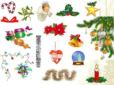 JeuxFle: Sur les traces du Père Noël. Episode 4. Jeux en lignes: anagrammes, mosaïque mots-images, acrostiche | FLE enfants | Scoop.it