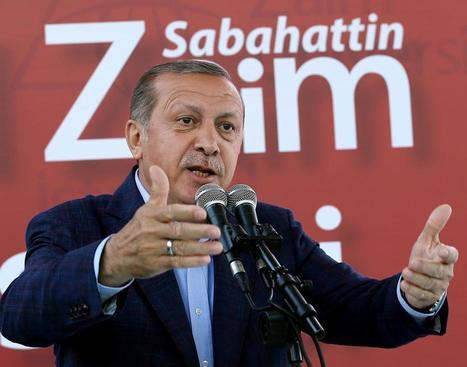 ο «κουμπάρος» ο φασίστας οRecep Tayyip Erdogan, τα έβαλε και με τις άτεκνες γυναίκες.... :( | Politically Incorrect | Scoop.it