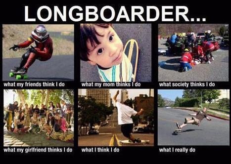 Longboarder | tocar la batería | Scoop.it