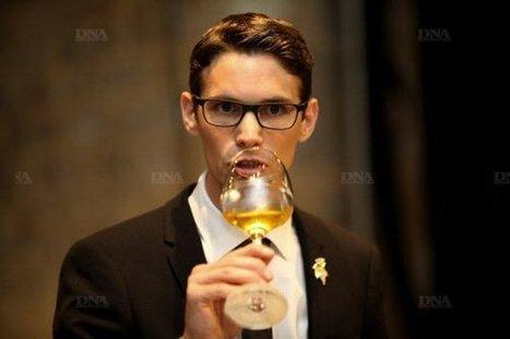 Jonathan Bauer-Monneret, un Alsacien meilleur sommelier de France | Le vin quotidien | Scoop.it