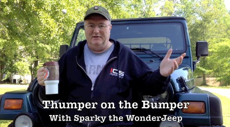 NEW Thumper on the Bumper - Airsoft News and Comment with THUMPY on YouTube!   Thumpy's 3D House of Airsoft™ @ Scoop.it   Scoop.it