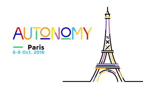 Du 7 au 9 oct. rendez-vous à Autonomy, le festival de la MOBILITÉ urbaine | URBANmedias | Scoop.it