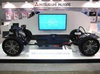 Mitsubishi Motors Reveals PHEV System for Its New SUV -- Tech-On! | An Electric World | Scoop.it