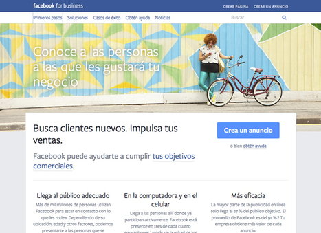 Conceptos básicos de marketing en Facebook para negocios y empresas en 2014 | Social Media | Scoop.it