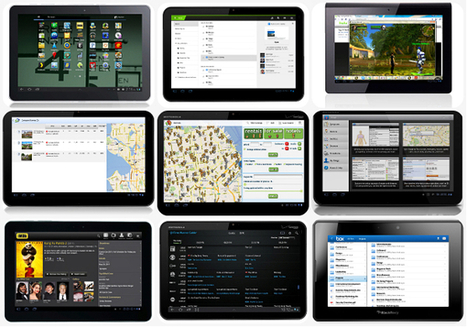8 Best Android Tablet Applications For Spring 2014   Web Development Blog, News, Articles   Scoop.it