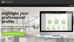 5 outils gratuits pour créer un Cv en ligne | Les outils du Web 2.0 | Scoop.it