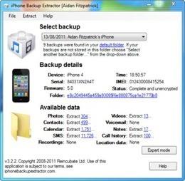 iPhone Backup Extractor 4.0.9.0 With Keygen+Crack Free Downlaod | Dreammucic | Shahin Ullah | Scoop.it