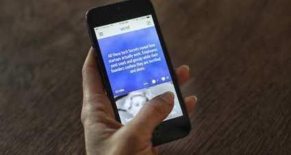 Ces réseaux sociaux qui misent tout sur l'anonymat | Tendances Médias sociaux | Scoop.it