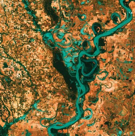 Remote Sensing Images | Geography Education | Scoop.it
