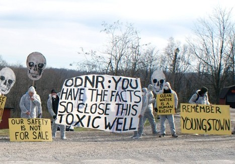 Fight Over Toxic Fracking Injection Wells Continues in Ohio | EcoWatch | Scoop.it