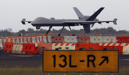 Border Patrol Drones May Get Wiretapping, Human Identification Capabilities - Huffington Post | Surveillance Studies | Scoop.it