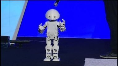 3D printing company brings 3D printed robots to schools | 3D Virtual-Real Worlds: Ed Tech | Scoop.it