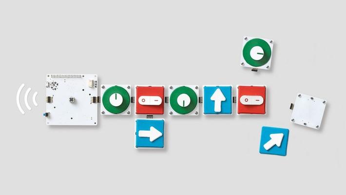 Project Bloks, les petites briques Google qui vont apprendre la programmation aux enfants | TIC et TICE mais... en français | Scoop.it