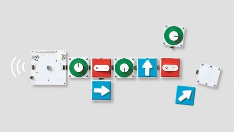 Project Bloks, les petites briques Google qui vont apprendre la programmation aux enfants | Ressources pour la Technologie au College | Scoop.it