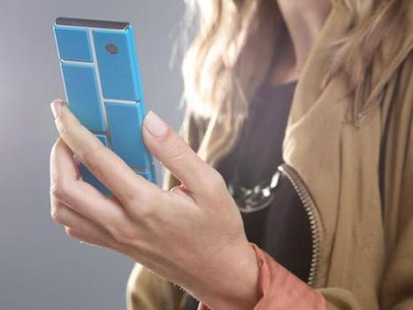 Google targeting Project Ara modular phone for January 2015 - CNET | A2 BUSS4 Businesses and the competitive environment & making strategic decisions | Scoop.it