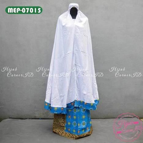 Mukena Etnik Prada 07015 | Atisomya Hijab | Scoop.it