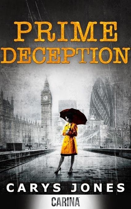 Book Review: Carys Jones Prime Deception | Book Reviews | Scoop.it