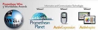 Promethean nos 2010 Worlddidac Awards | ActivInspire da Promethean | Scoop.it